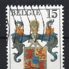 Sellos: BÉLGICA 1992 - SELLO USADO. Lote 198682790