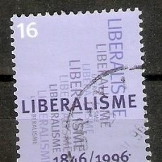 Timbres: BÉLGICA.1996. YT 2627. Lote 201738155