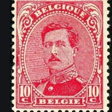Sellos: SELLO BELGICA , NUEVO, 1915, REY ALBERTO I. Lote 202300056
