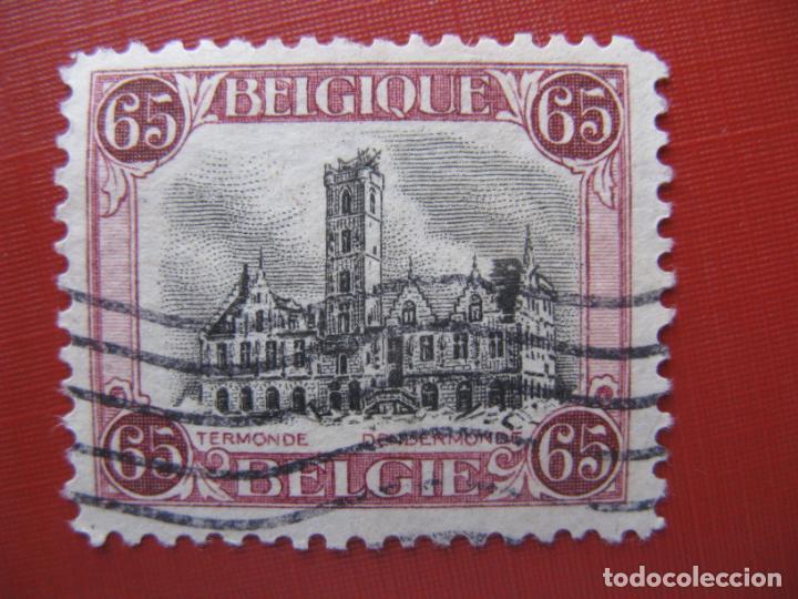 +BELGICA 1920, YVERT 182 (Sellos - Extranjero - Europa - Bélgica)