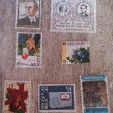 Sellos: LOTE DE DIVERSOS SELLOS, DE BELGICA. Lote 210399068