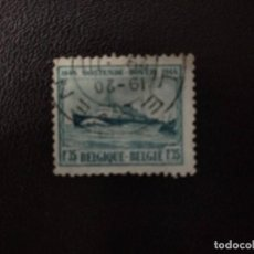 Sellos: BELGICA 1946. SHIPCONNECTION OOSTENDE-DOVER. MI:BE 755I, (107). Lote 210701895