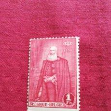 Sellos: SELLO ANTIGUO BELGIE 1930 CON GOMA. Lote 212520581