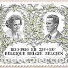 Sellos: SELLO USADO DE BELGICA YT 1982. Lote 214238867
