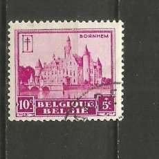 Timbres: BELGICA YVERT NUM. 308 USADO. Lote 218093738