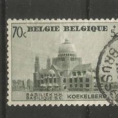 Timbres: BELGICA YVERT NUM. 473 USADO. Lote 218096040