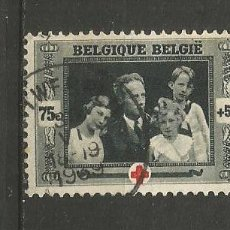 Timbres: BELGICA YVERT NUM. 499 USADO. Lote 218096381