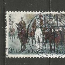 Timbres: BELGICA YVERT NUM. 1475 USADO. Lote 218133490