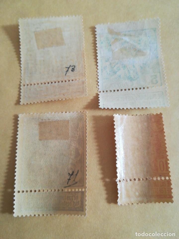 Sellos: Set antiguos sellos Bélgica con goma - Foto 2 - 219509178