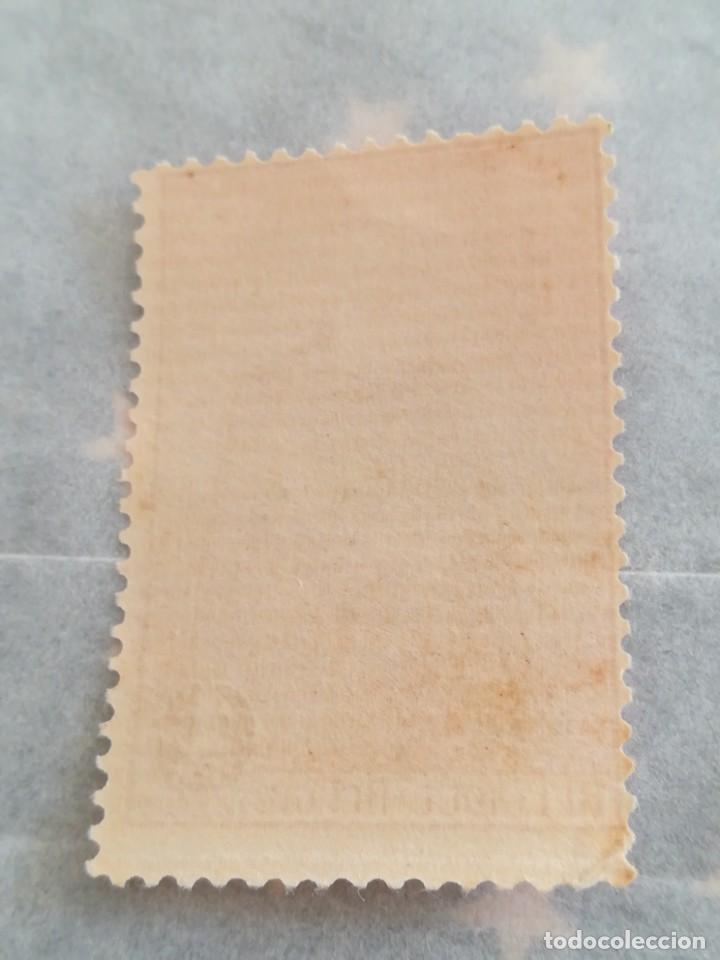 Sellos: Sello Bélgica 1 franc 1930 con goma - Foto 2 - 220250375