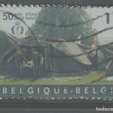 Timbres: LOTE (6) SELLO BELGICA. Lote 238742445