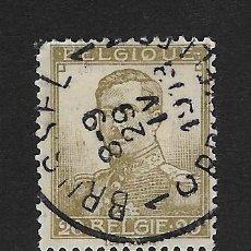 Timbres: BÉLGICA - CLÁSICO. YVERT Nº 112 USADO. Lote 221837618