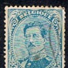 Sellos: BELGICA // YVERT 141 // 1915 ... USADO. Lote 226362640
