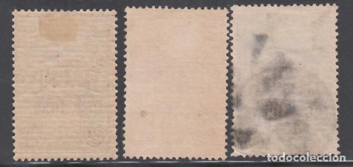 Sellos: BELGICA, 1930 YVERT Nº 305 / 307, Oficina Internacional del Trabajo. BIT. OCT.1930 - Foto 2 - 232886970