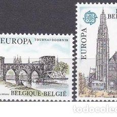 Sellos: LOTE DE SELLOS NUEVOS - BELGICA 1978 - EUROPA - AHORRA GASTOS COMPRA MAS SELLOS. Lote 233603775