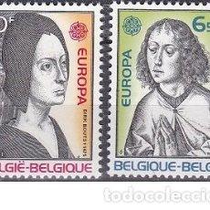 Sellos: LOTE DE SELLOS NUEVOS - BELGICA - EUROPA - AHORRA GASTOS COMPRA MAS SELLOS. Lote 233694880