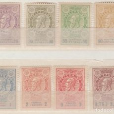 Sellos: BELGICA,1891.. Lote 236450700
