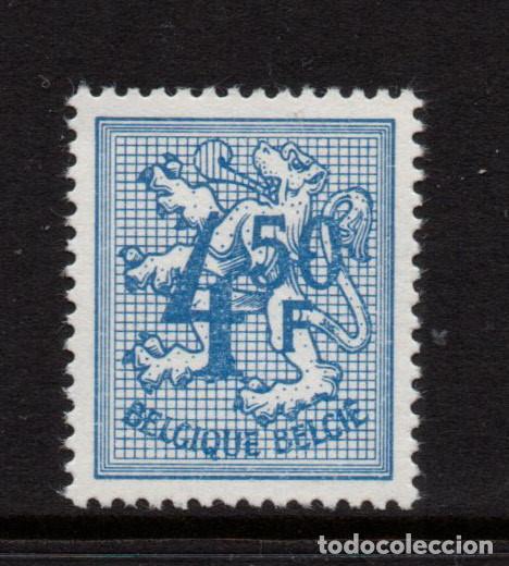 BELGICA 1739** - AÑO 1974 - LEON HERALDICO (Sellos - Extranjero - Europa - Bélgica)