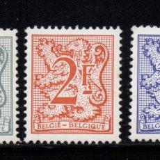 Sellos: BÉLGICA 1897/99** - AÑO 1978 - LEON HERALDICO. Lote 236587475