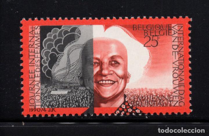 BÉLGICA 2360** - AÑO 1990 - DÍA INTERNACIONAL DE LA MUJER (Sellos - Extranjero - Europa - Bélgica)