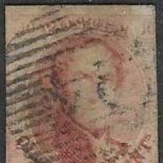 Sellos: SELLO USADO DE BELGICA 1851, YT 8, FOTO ORIGINAL. Lote 243872655