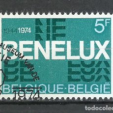 Sellos: BELGICA - 1974 - MICHEL 1775 - USADO. Lote 255960285