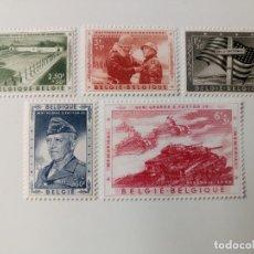 Sellos: EN MEMORIA DEL GENERAL PATTON YVERT 1032/1036 EN NUEVO**. Lote 260355100