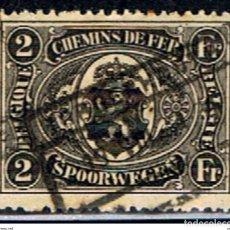 Sellos: BELGICA // YVERT 128 // 1922-23 ... USADO. Lote 260896475