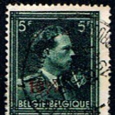 Sellos: BELGICA // YVERT 724 T // 1946 ... USADO. Lote 263189825