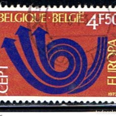 Sellos: BELGICA // YVERT 1661 // 1973 ... USADO. Lote 263190105