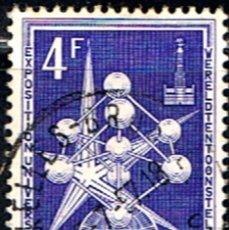 Sellos: BELGICA // YVERT 1009 // 1957 ... USADO. Lote 263190270