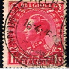 Sellos: BELGICA // YVERT 403 // 1934-35 ... USADO. Lote 263190585