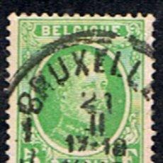 Sellos: BELGICA // YVERT 209 // 1921-27 ... USADO. Lote 263190850