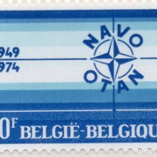 Sellos: BELGICA, 1974 STAMP , MICHEL 1764. Lote 269684078