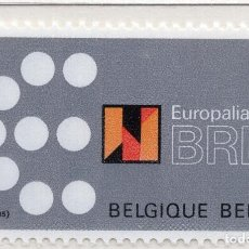 Sellos: BELGICA, 1977 STAMP , MICHEL 1919. Lote 269684258