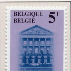 Sellos: BELGICA, 1980 STAMP , MICHEL 2026. Lote 269992203