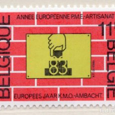Sellos: BELGICA, 1983 STAMP , MICHEL 2153. Lote 269992223