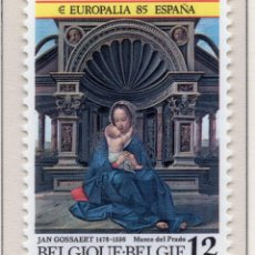 Sellos: BELGICA, 1985 STAMP , MICHEL 2209. Lote 269992328