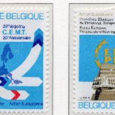 Sellos: BELGICA, 1978 STAMP , MICHEL 1936-1939. Lote 269992348