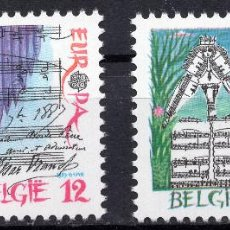 Sellos: BELGICA, 1985 STAMP , MICHEL 2227-2228. Lote 269992393