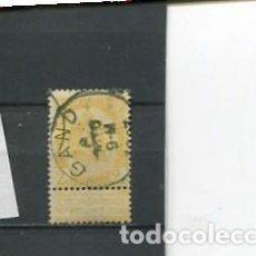 Sellos: SELLOS ANTIGUOS DE BELGICA NUMERO 54 BONITO MATASELLO DE GAND. Lote 271509048