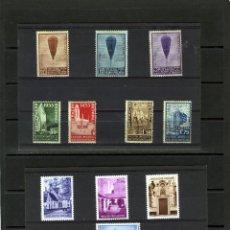 Sellos: SELLOS DE BALGICA(SERIES-353/355-386/389-946/951)-NUEVOS CON FIJASELLOS-GOMA ORIGINAL .. Lote 276452558