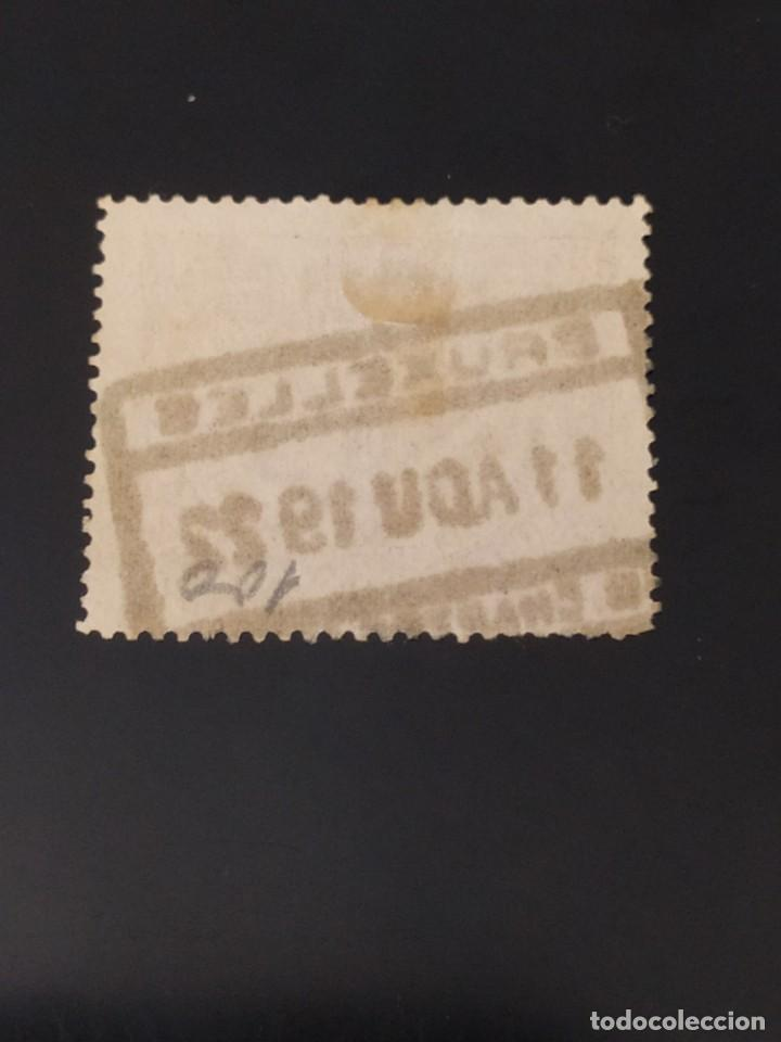 Sellos: ## Bélgica usado 1922 0,10f## - Foto 2 - 287665448