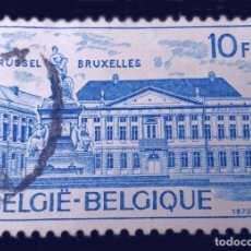 Sellos: MICHEL BE 1823 - BÉLGICA - EUROPEAN MONUMENTS YEAR - 1975. Lote 289387168