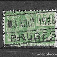 Sellos: BELGICA SELLO FISCAL - 1/12. Lote 293443818
