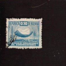 Sellos: BONITO SELLO DE BOLIVIA EL DE LA FOTO QUE NO TE FALTE EN TU COLECCION. Lote 54923029