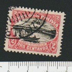 Sellos: BOLIVIA.1916.- 2 CENT.YVERT 106.USADO.. Lote 79560437