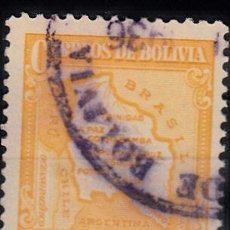 Sellos: BOLIVIA. YVERT 203 USADO.. Lote 290906363