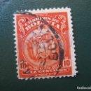 Sellos: BOLIVIA, 1919, YVERT 114. Lote 148298646