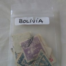 Sellos: LOTE 5 SELLOS BOLIVIA. Lote 174026020